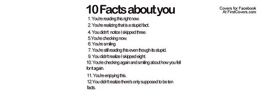 Facts About You