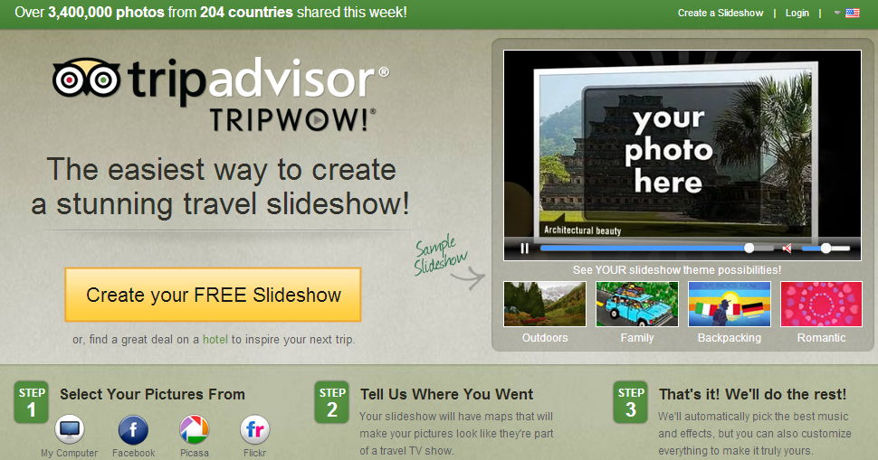 10 Sites To Make Free Photo Slideshow Online With Music