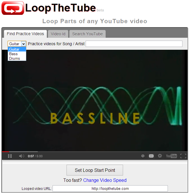Loop The Tube