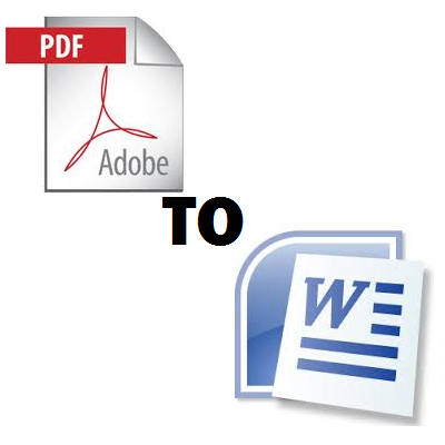 10 Free Online PDF To Word Converters (No Email Required)