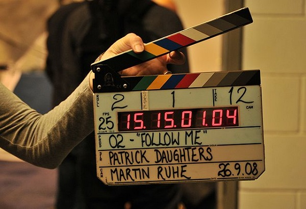 By Mattbr (Clapperboard on Flickr) [CC-BY-2.0 (http://creativecommons.org/licenses/by/2.0)], via Wikimedia Commons