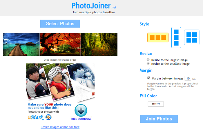 PhotoJoiner