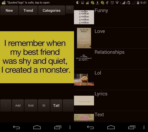 Instagram Quote Maker Enchanting 10 Apps To Make Gorgeous Instagram Quotes