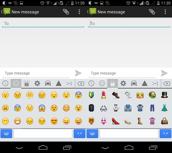 Emoji Keyboard – color, emoticons