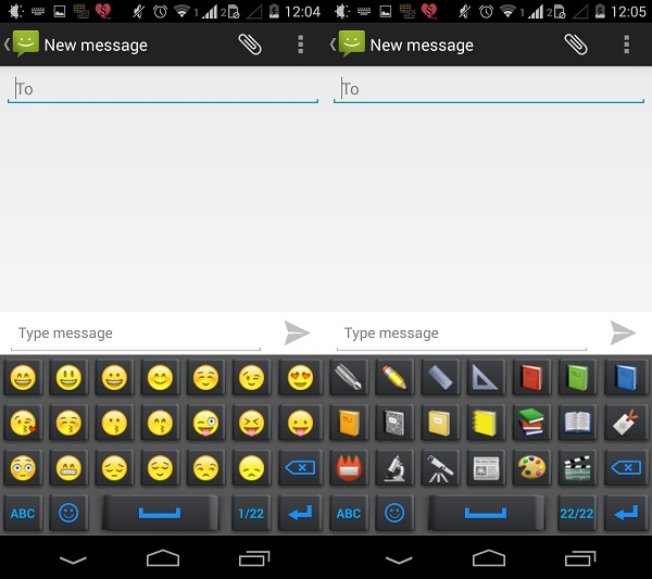 Emoji Keyboard by Appmanza