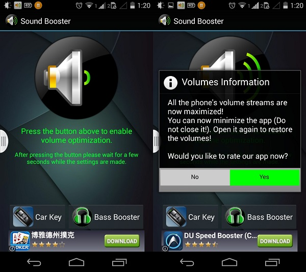 Top 10 Volume Boosters For Android