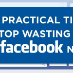 Stop wasting time on facebook featured image