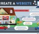 How To Create A Website: The Definitive Beginner's Guide [Infographic]