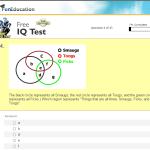 FunEducation IQTest