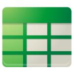 Google Spreadsheet Icon