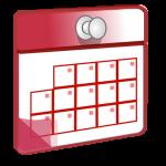 Pink-Calendar By Itzuvit