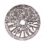 Pigzipper CD Label By Danny PiG